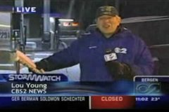 Thumbnail of The dangers of being a TV news reporter