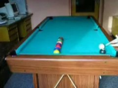 Thumbnail of Pool trick shots