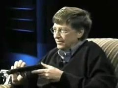 Thumbnail of Bill Gates with Conan O'Brien