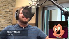 "Thumbnail of ""Let it Go"" with different Disney/Pixar character voices"