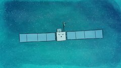 Thumbnail of Rosetta Spacecraft: Are We There Yet?