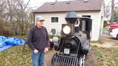 Thumbnail of Smoker Steam Train Engine