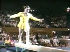 Thumbnail of The funny gymnast