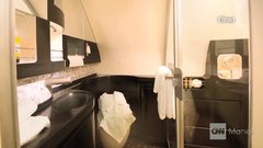Thumbnail of $21,000 plane ride in one-bedroom suite
