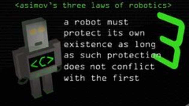 Why Asimov S Laws Of Robotics Don T Work Snotr