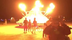Thumbnail of Burning Man 2016 Hyperlapse