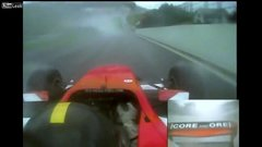 Thumbnail of Formula 2 Seriously Close Call At 150mph