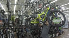 Thumbnail of $149 Mountain Bike vs mountain - The Walmart Enduro