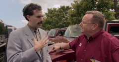 Thumbnail of Borat - Buys a car