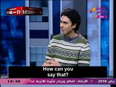 Thumbnail of Egyptian TV Host Kicks Atheist Out of Studio, Recommending Psychiatric Treatment