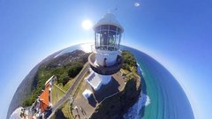Thumbnail of On top of the Byron Bay Lighthouse
