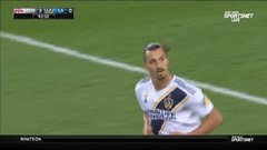 Thumbnail of Zlatan scores No. 500 on amazing flying kick: Taekwondo golazo!