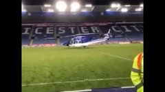 Thumbnail of Leicester City helicopter crash