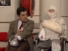 Thumbnail of At the Hospital | Funny Clip | Mr. Bean Official