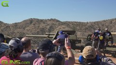 Thumbnail of A guided tour of the big guns at the 2017 Big Sandy Shoot