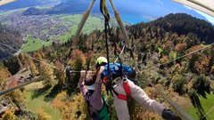 Thumbnail of Hang gliding in Switzerland