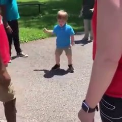 Thumbnail of This kid has all the moves