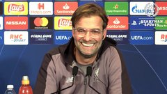 Thumbnail of Jurgen Klopp likes translator's voice
