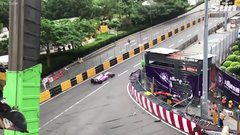 Thumbnail of Formula 3 crash