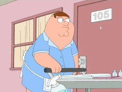 Thumbnail of Family Guy - Peter wants to clean
