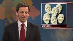 Thumbnail of SNL - Weekend Update with Seth Myers