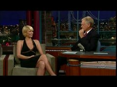 Thumbnail of David Letterman crushes Paris Hilton