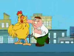 Thumbnail of Family Guy chicken fights