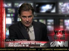 Thumbnail of 'Bullshit' is the most important issue for 2008 voters