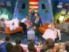 Thumbnail of Crazy fight breaks out on tv show
