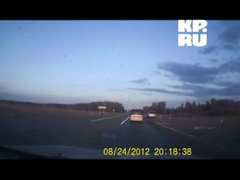 Thumbnail of Just another normal day on Russian roads